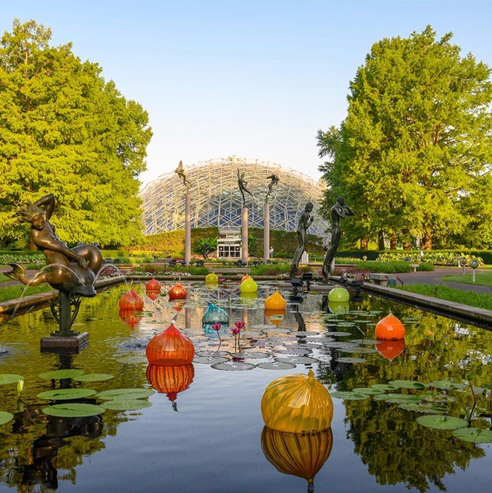 Missouri Botanical Garden | Explore St. Louis
