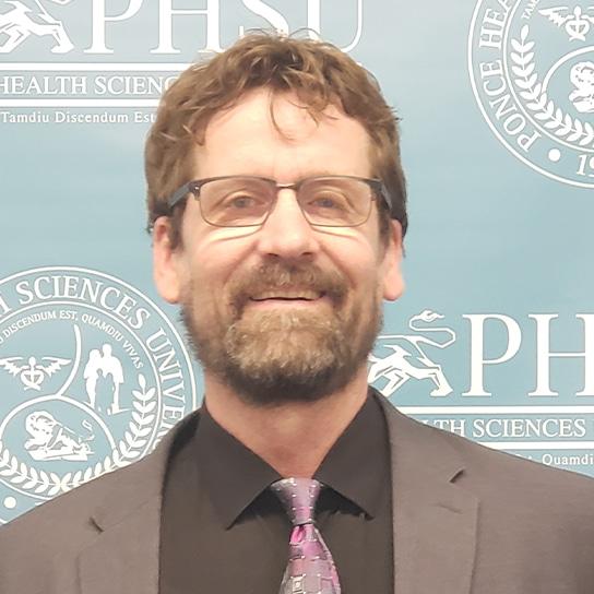 Dr. David Evans | PsyD Instructor PsyD in Clinical Psychology at Ponce Health Sciences University