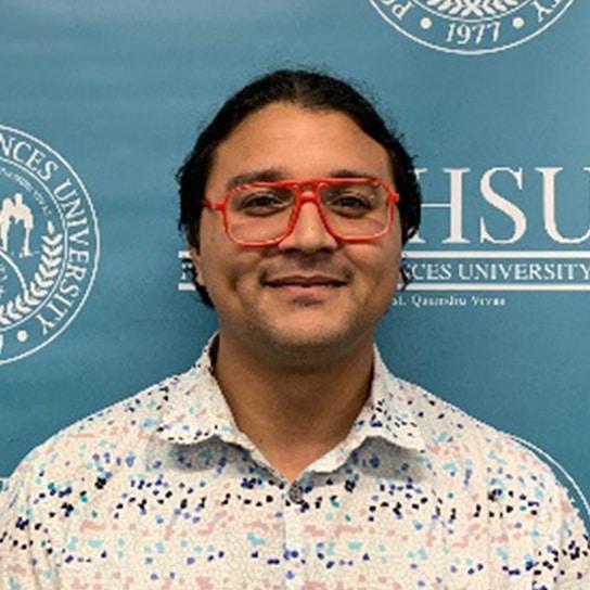 Fabian Vazquez | PHSU St. Louis Faculty