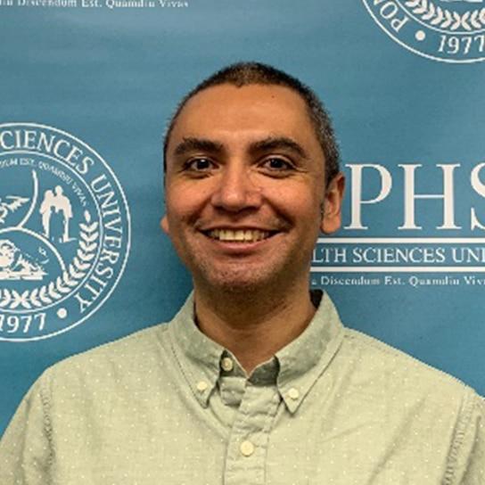 Israel Alvarado | PHSU St. Louis Faculty