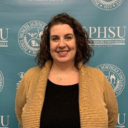 Jessica Vanderlan | PsyD in Clinical Psychology at Ponce Health Sciences University St. Louis