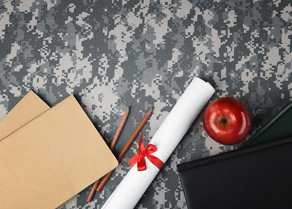 Military Graduate Programs | Military Applicants | Yellow Ribbon School in St. Louis